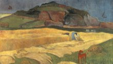 Gauguin-Harvest