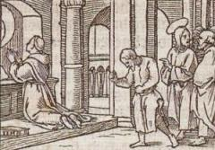 The_Pharisee_and_the_Publican_woodcut_by_Hans_Holbein_the_Younger