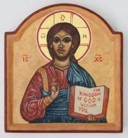 Icon by Betsy Porter