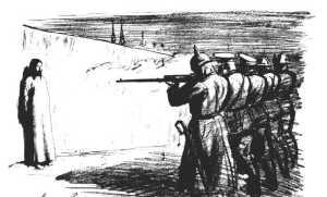 """The Deserter"" by Boardman Robinson (1916)"